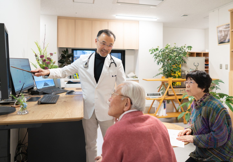 医療的ケアと介護の両立が可能な在宅施設