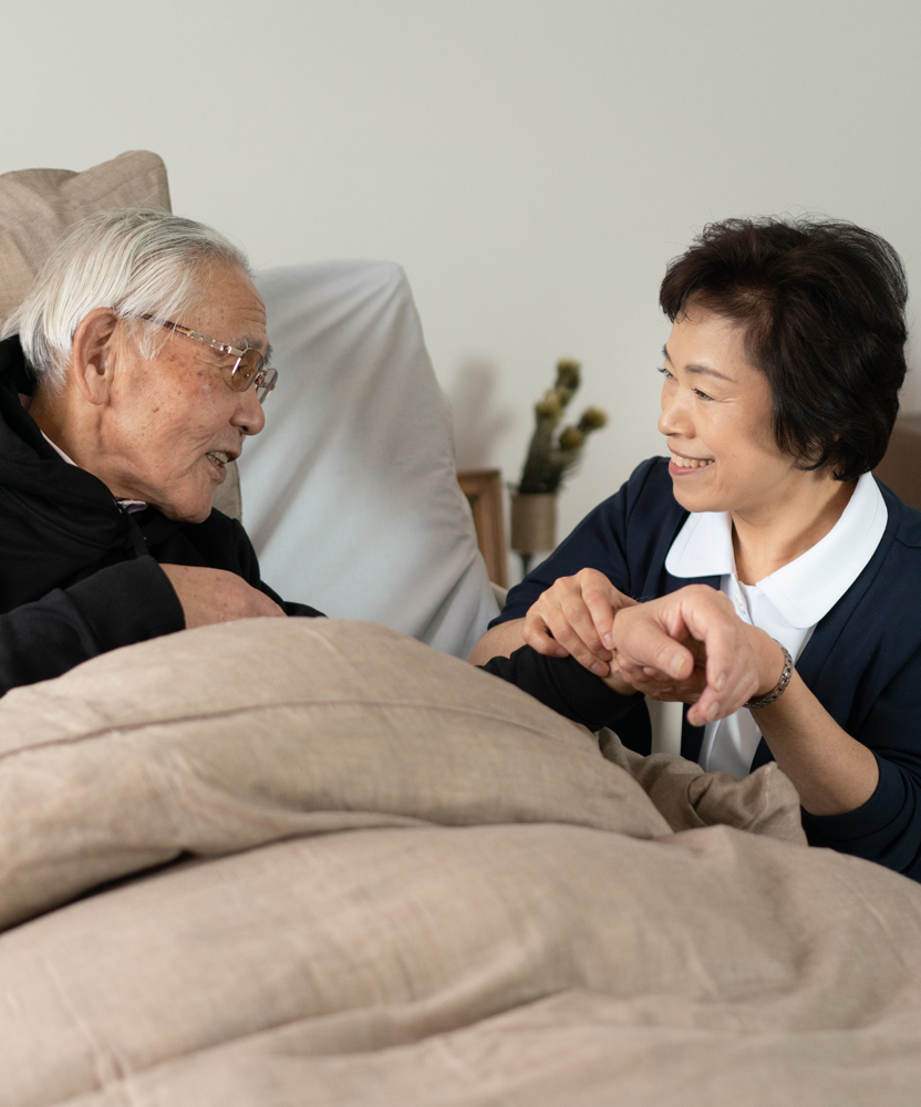 訪問看護・訪問介護サービスとの連携